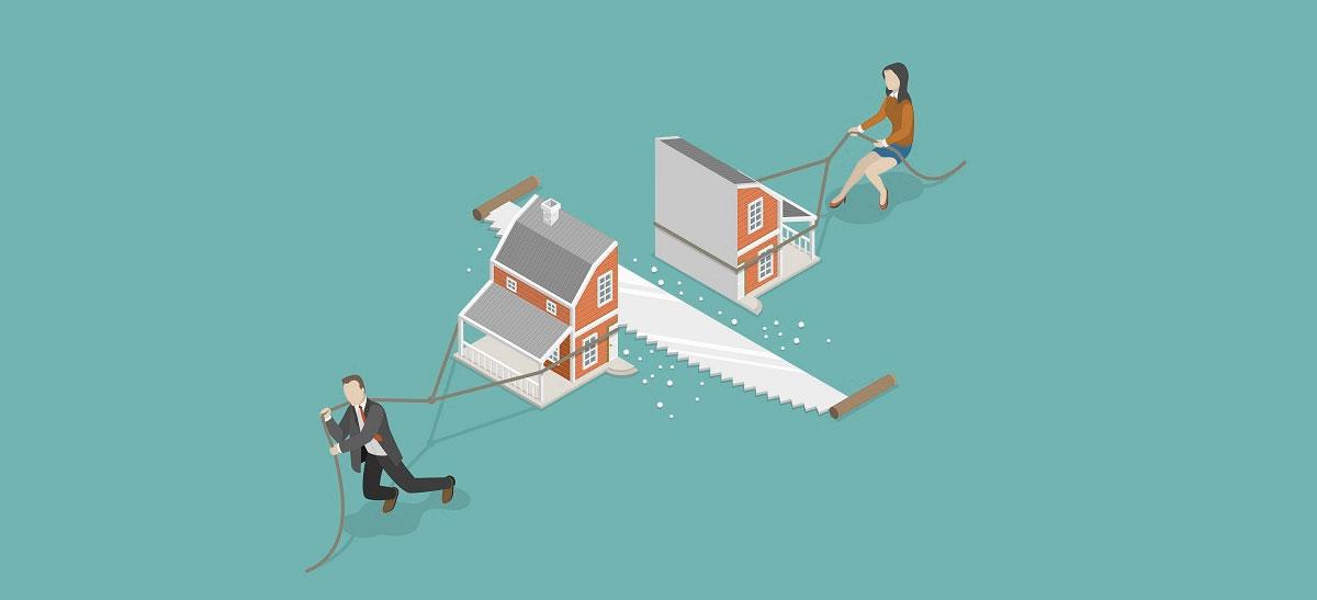 tax divorce main home
