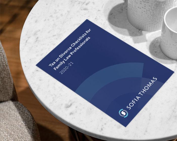 tax divorce checklist family law